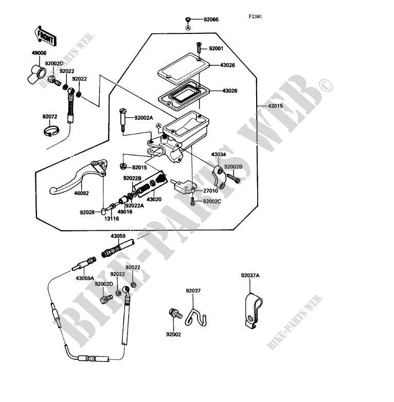 kawasaki voyager xii wiring diagram kupplungsgeberzylinder f  r kawasaki voyager xii 1987 kawasaki  voyager xii 1987 kawasaki