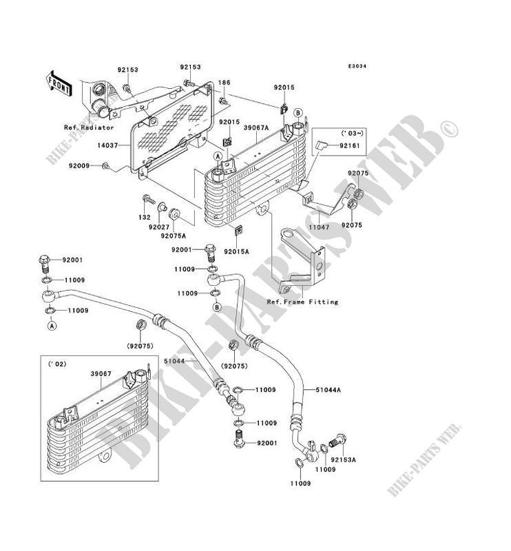 BOLT-FLANGED-SMALL Kawasaki Zzr Wiring Diagram on